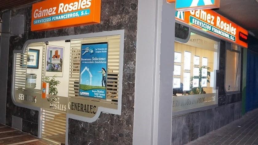 gámez rosales C/ Gregorio Marañón, 43. 950 62 25 55