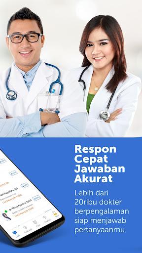 Alodokter - Chat Bersama Dokter screenshot 2