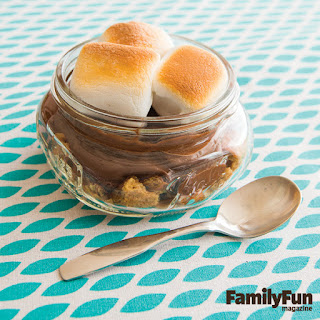 Sweet And Toasty Parfait