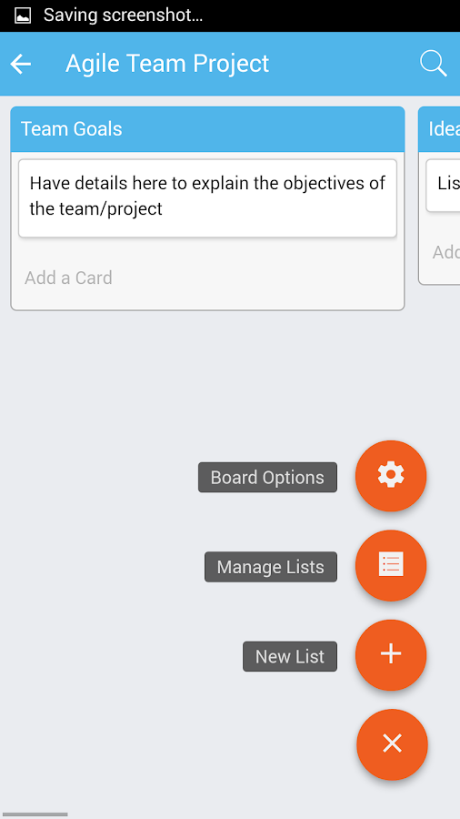 Kudos Boards- screenshot