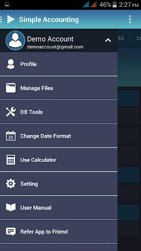 Simple Accounting screenshot 4