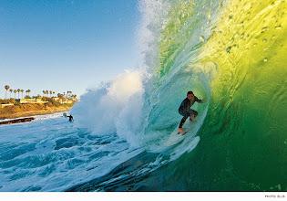 Photo: Photo of the Day: Joel Tudor, San Diego. Photo: #GrantEllis #Surfer #SurferPhotos