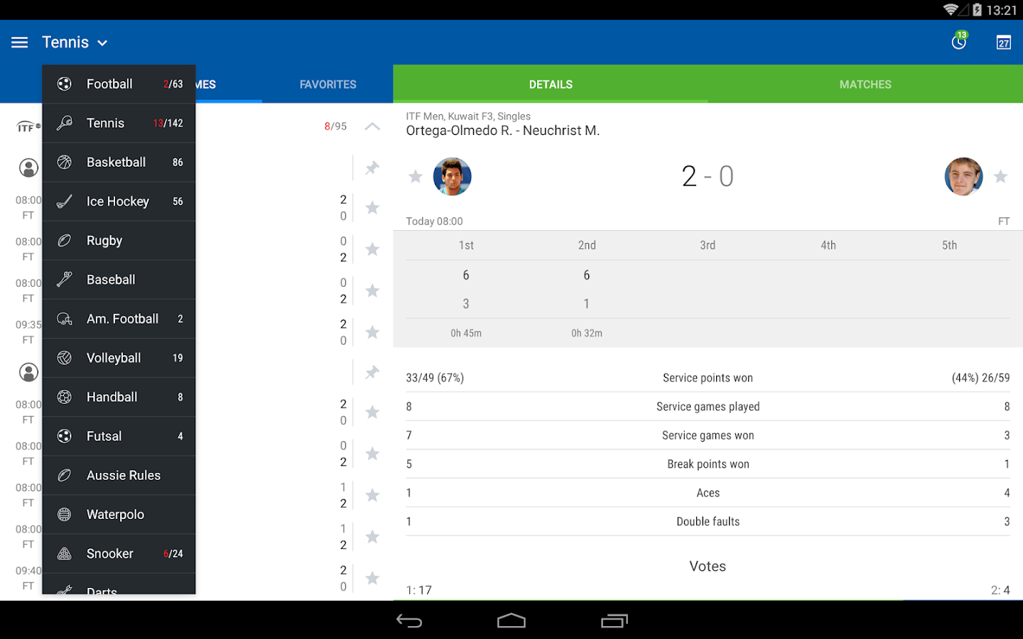 SofaScore Live Scores Android Apps on Google Play : 5E0GNDu0Gf A3xnmSxfib71MES7T6azYkY8H1tt3YoU3rQvA0MuOFnSRVxCzYEY3TcMh900 from play.google.com size 1440 x 900 png 186kB