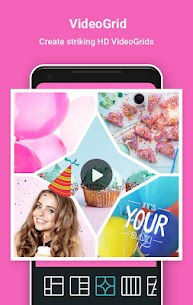 PhotoGrid: Video & Pic Collage Maker, Photo Editor 6.58 (Pro Unlocked) 1