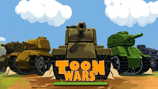 Toon Wars: Awesome PvP Tank Games Apk 1