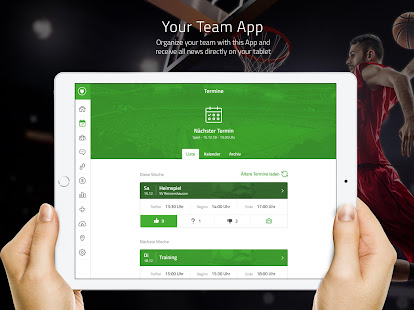 PlayerPlus – Team management 6