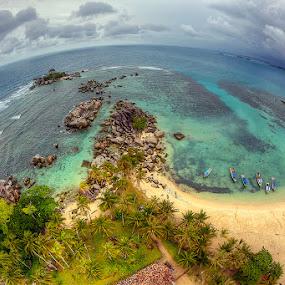 LANGKUAS ISLAND by Hendrik Priyanto - Landscapes Beaches