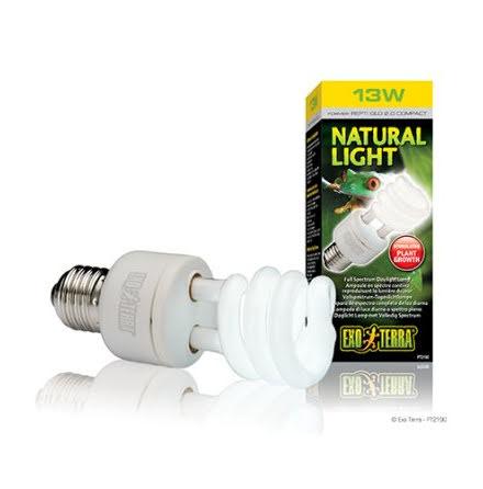 ExoTerra Natural Light 13W E27