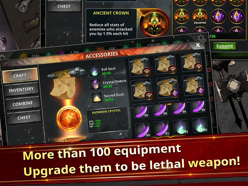 Stickman Legends - Ninja Warriors: Shadow War Screenshot 5