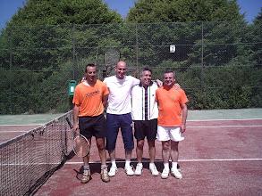 Photo: Mesejo, Chito, Eugenio, Mario
