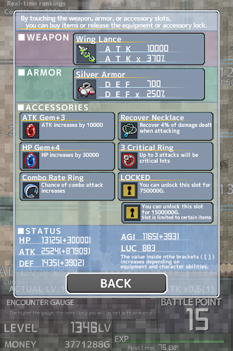 Inflation RPG 1.6.6 Mod screenshots 3