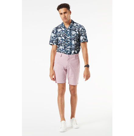 Dockers Modern chino short mauve shadows