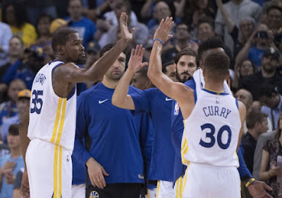 NBA : Golden State a fait un pas important vers la finale de la Conférence Ouest