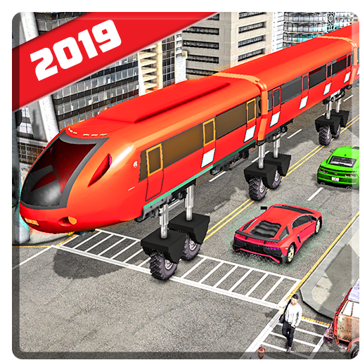 Gyroscopic Train Driving Sim 2019