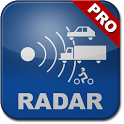 Radarbot Pro: Speed Camera Detector & Speedometer icon