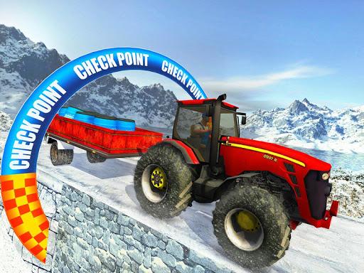 Farm Tractor Cargo Driving Simulator 20 1.5 screenshots 15