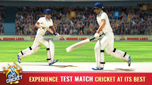 Epic Cricket - Best Cricket Simulator 3D Game  gameplay | by HackJr.Pw 10