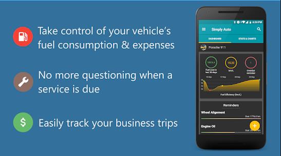 Simply Auto: Car Maintenance & Mileage tracker app v36.2 [Platinum] APK 1