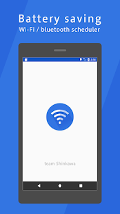 Simple WiFi Timer - WiFi/Bluetooth Auto Scheduler - náhled