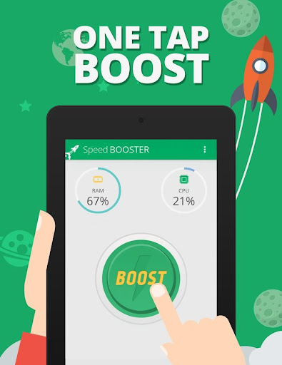 Fast Clean - Speed Booster Pro