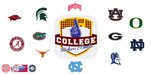 College Stickers & Emojis 2017 - Apps on Google Play