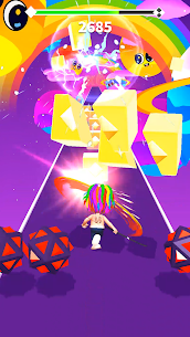 6ix9ine Runner MOD (Unlocked VIP/Songs/Skins/Weapons) 1