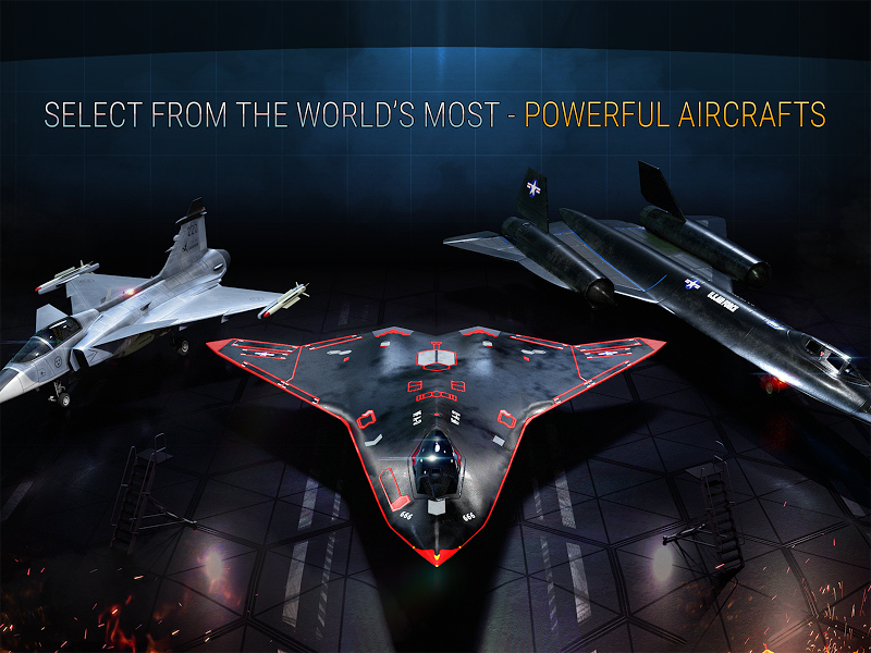 Modern Warplanes: Wargame Shooter PvP Jet Warfare Screenshot 14