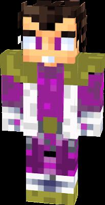 Wigetta Nova Skin - Skin para minecraft wigetta
