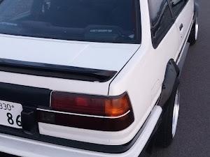 スプリンタートレノ AE86 APEX Limtedのカスタム事例画像 よしさんの2020年03月26日18:19の投稿