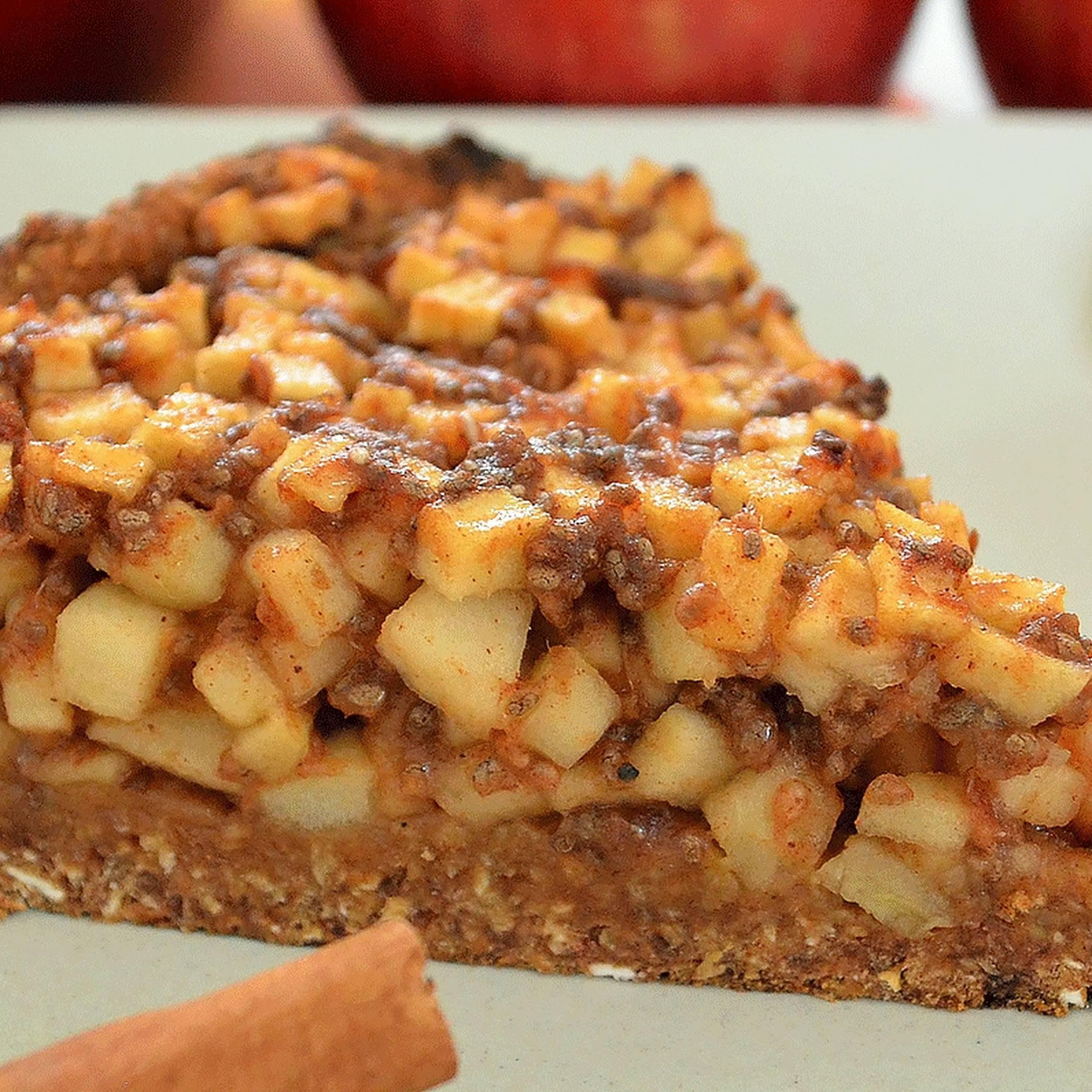 The World's Healthiest Apple Pie