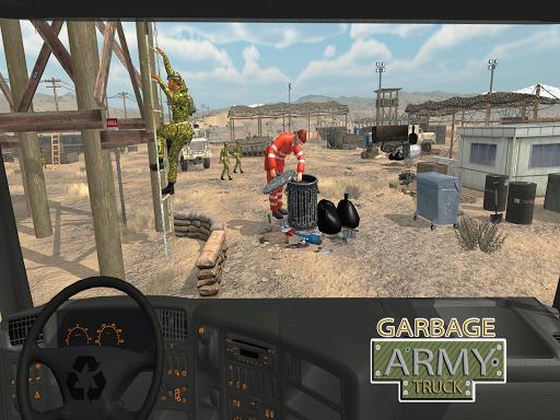 Army Garbage Truck Simulator 2018 3.0 screenshots 8
