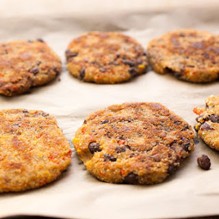 Baked Bean Veggie Burgers Recipes