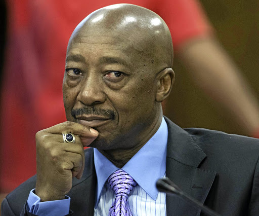 SARS boss Tom Moyane. Picture: SUPPLIED