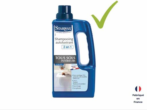 starwax produit pour nettoyer béton ciré