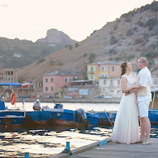 Wedding photographer Natalya Palenichka (palenichka). Photo of 12.10.2015