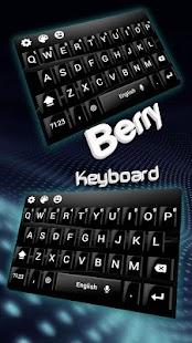 Keyboard for Blackberry - náhled