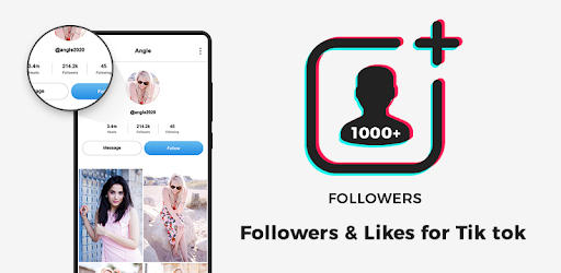 Followers & Likes for tik tok - Apps on Google Play