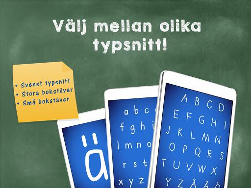 LetterSchool - Lu00e4r dig skriva!  trampa 3