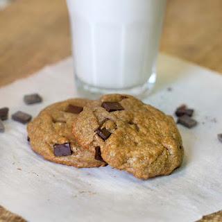 Single Serving Buckwheat Cookies (Nut-free, Gluten-free)