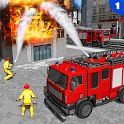 American Fire Fighter Airplane Rescue Heroes 2020 icon