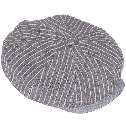 BB Baker Stripe cap, gråblå