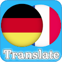German - French Translator icon
