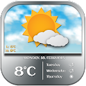 Accurate Weather Widget icon