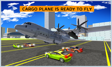 Airplane City Car Transporter 1.0 screenshot 1758568