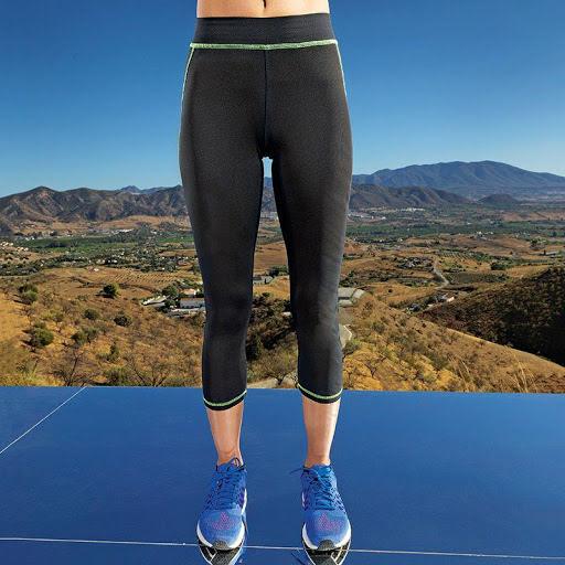 TriDri Women's Capri Fitness Leggings