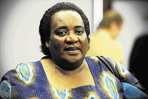 Mildred Oliphant. File photo.