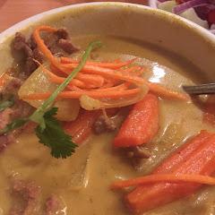 Wonderful Curry Dinner