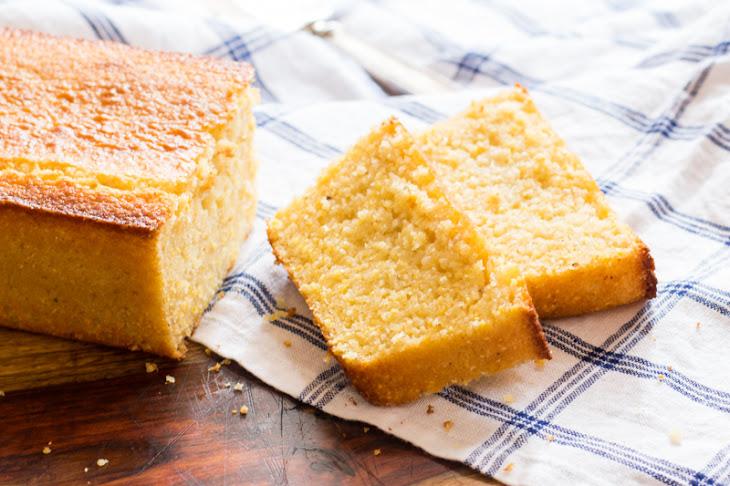 Easy Buttermilk Cornbread | #SundaySupper Recipe