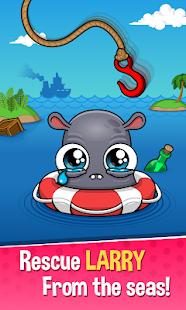 Larry – Virtual Pet Game 1