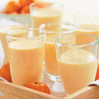 Banana, Clementine & Mango Smoothie Recipe